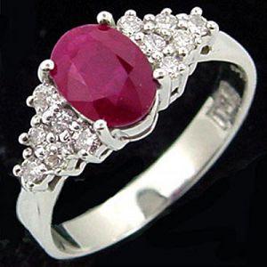風華-紅寶石戒指