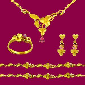珠聯璧合-黃金精品