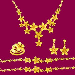 燦爛-黃金精品