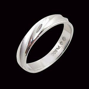 一生何求-白金戒指