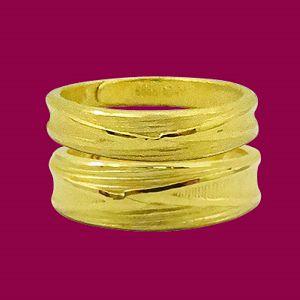 真情緣-黃金結婚對戒