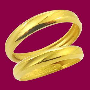 同行-黃金結婚對戒