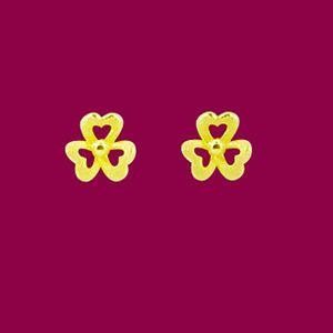 花苑-黃金耳環