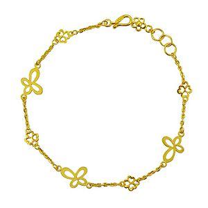 飛舞青春-黃金手鍊