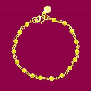 點點滴滴的幸福-黃金手鍊