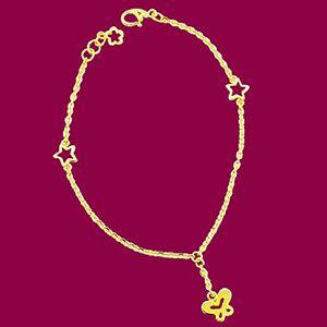 幸福之禮-黃金手鍊