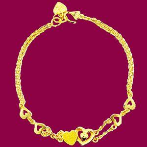 愛妳無限-黃金手鍊