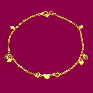心愛的-黃金腳鍊