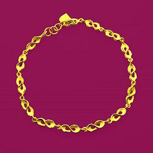 發發發-黃金手鍊