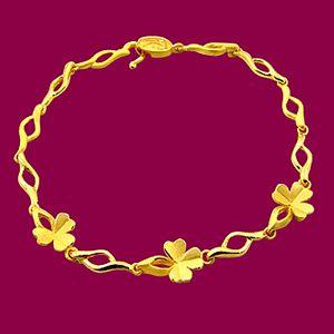 傾訴-黃金手鍊