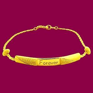 永遠愛你-黃金手鍊