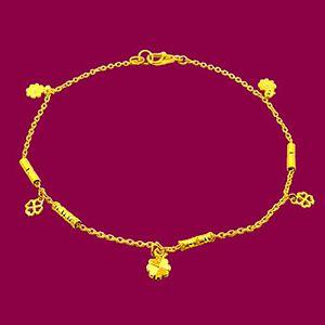 幸福連連-黃金手鍊