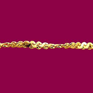 滿天星鍊-義大利金項鍊