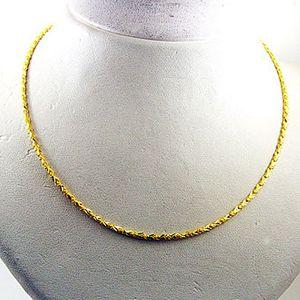 富貴連年項鍊-黃金精品