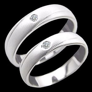 永恆之愛-結婚對戒