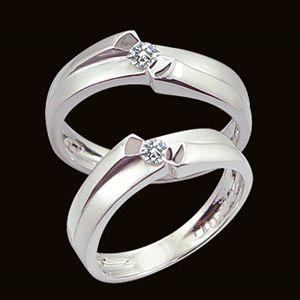 愛的呼喚-結婚對戒