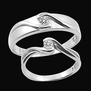 愛的代價-結婚對戒