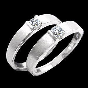 美麗人生-結婚對戒