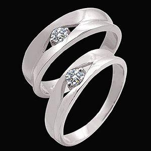 唯一的愛-結婚對戒