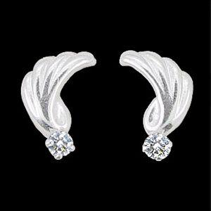 訴情-白金耳環