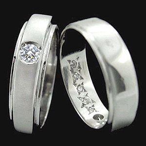 十全十美-結婚對戒