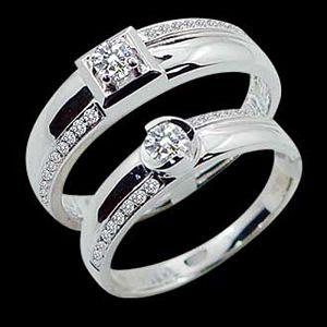 美滿愛情-結婚對戒