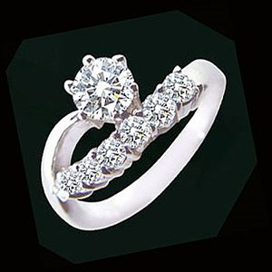 深深愛妳-GIA鑽石