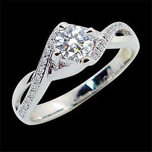 時尚佳人-GIA鑽石