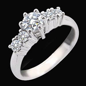 永遠-GIA鑽石