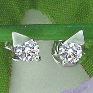 愛之喜-鑽石耳環