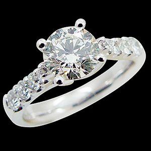 璀璨一生-GIA鑽石