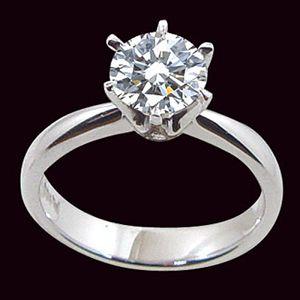 經典鑽戒b-求婚鑽戒