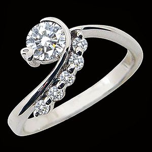 柔情依偎-鑽石精品