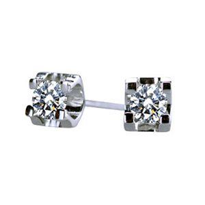戀空-鑽石耳環
