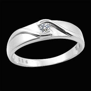 愛的代價-鑽石男戒