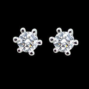 經典-鑽石耳環