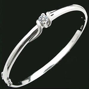 唯一-鑽石手環