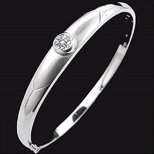 一縷相思情-鑽石手環