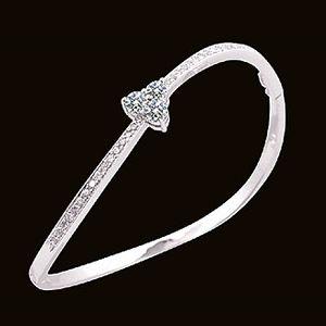 皎潔-鑽石手環