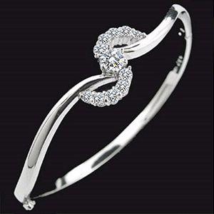 擁有真愛-鑽石手環