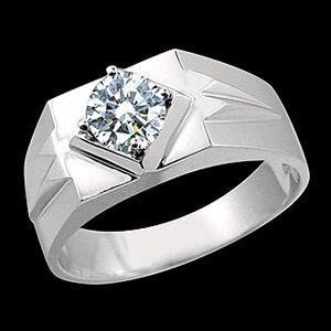 穩重-GIA鑽石