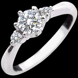 真愛相隨-GIA鑽石