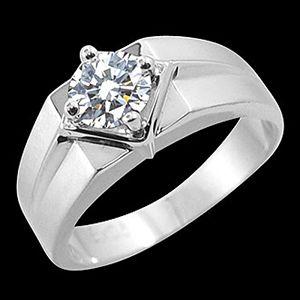 豪情壯志-GIA鑽石