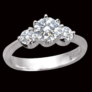 永恆真愛-GIA鑽石