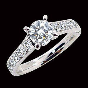 愛的感覺-GIA鑽石