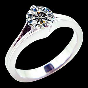 牽手一世情-GIA鑽石