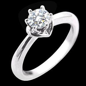 完全的愛-GIA鑽石