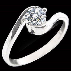 漩渦-GIA鑽石