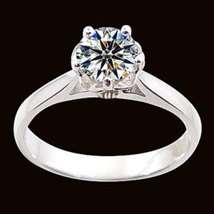 愛的守候-GIA鑽石