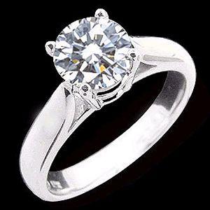 四方納福-GIA鑽石